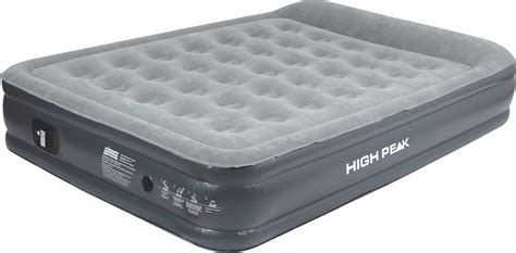 luchtbed logeerbed highpeak luchtbed 187 smooth comfort double 171 snel online