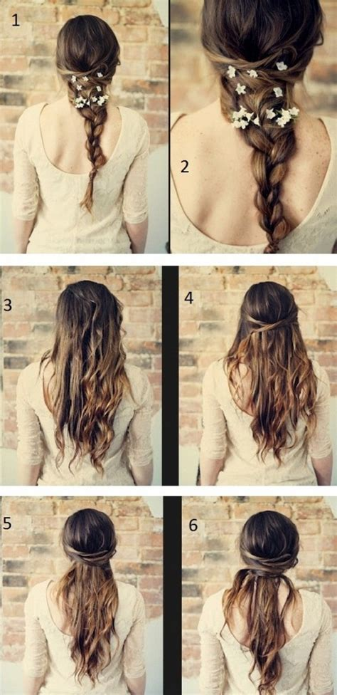 easy wavy braid plaits hairstyles overnight 3 ways to curl your hair overnight