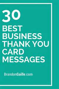 business card messages best 25 business thank you cards ideas on