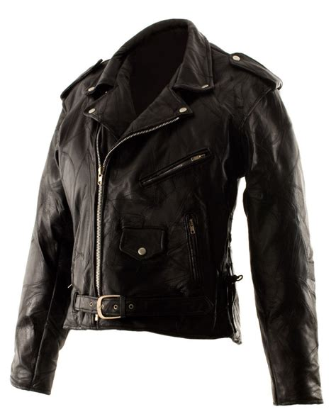 jacket design new new leather mens motorcycle vintage black clothing coat