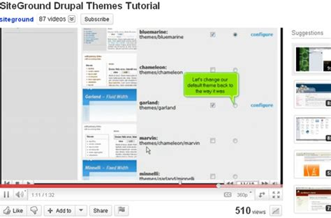 themes in drupal tutorial 30 joomla tutorials web3mantra