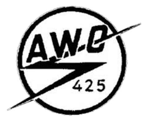 Awo Motorrad Logo by Historisches
