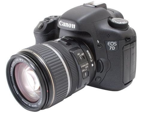 canon eos 7d digital slr canon eos 7d digital slr review videomaker