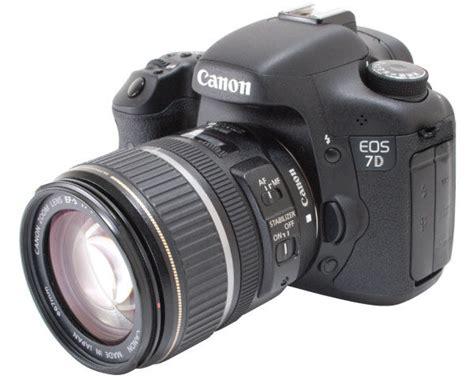 canon eos 7d dslr review canon eos 7d digital slr review videomaker