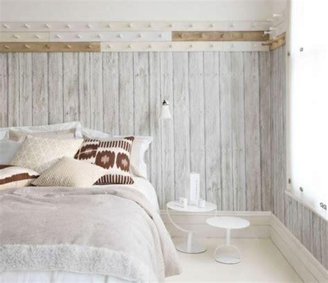 1001+ idées pour une chambre scandinave stylée Wood Wallpaper Bedroom