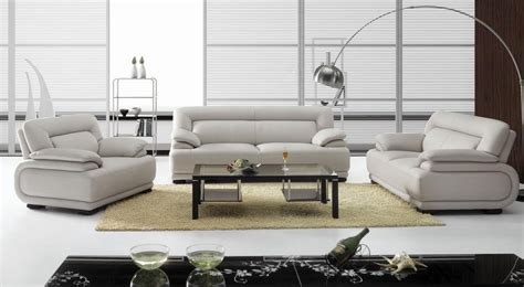 White And Grey Leather Sofa Bo3929b Modern White Leather Sofa Set Black Design Co