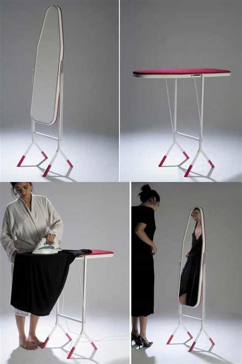 mirror ironing board 10 smart space saving furniture designs bridgman