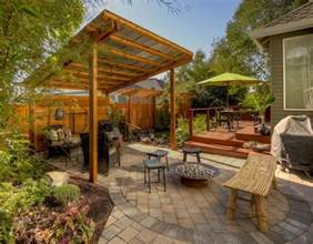Slanted Pergola Roof by Lean To Patio Covers Plans Joy Studio Design Gallery