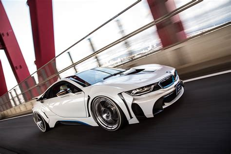modified bmw i8 modified bmw i8 evo cyber edition wallpaper modifiedx