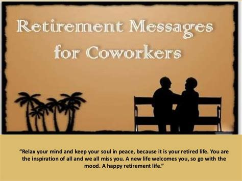 messages for coworkers retirement quotes about coworkers golfian