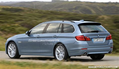 2011 Bmw 5 Series by Rendered 2011 Bmw 5 Series Touring