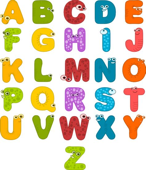 alphabet letters clip at clker vector clip
