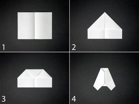 How Do You Make A Paper Airplane Step By Step - how to make a paper airplane diy network made