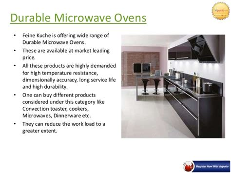 Microwave Kuche modular kitchen and furniture in pune feine kuche