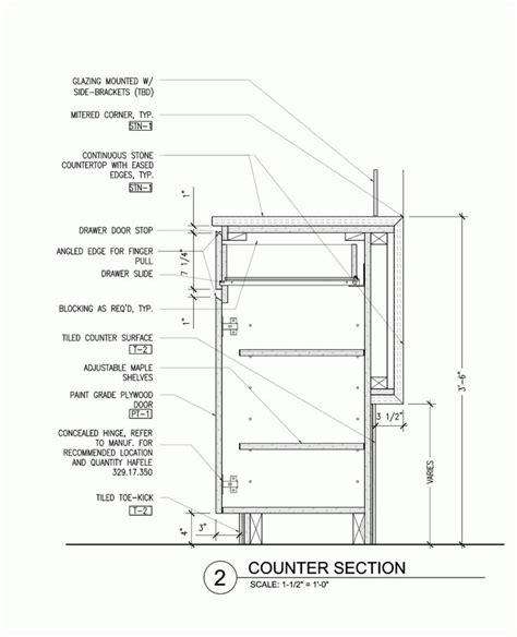 millwork section millwork shop drawings woodworking projects plans