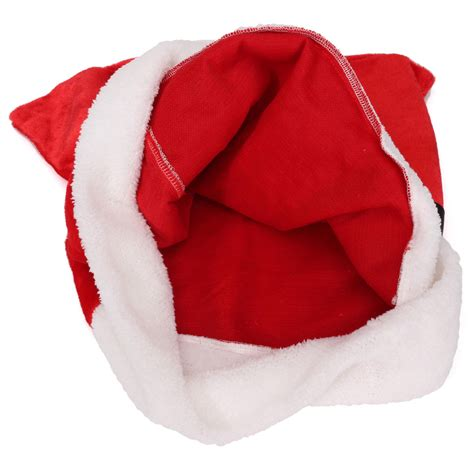 christmas chair cover santa claus dinner decoration at