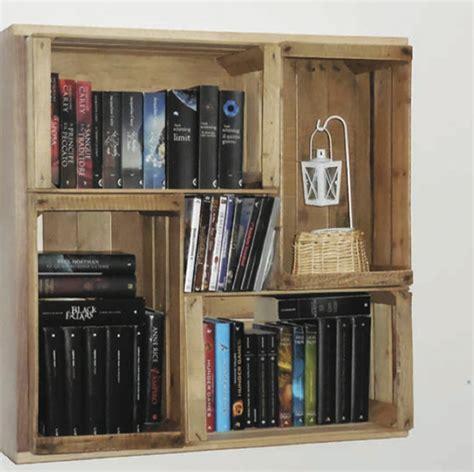 libreria fai da te riciclo creativo come costruire una libreria in cartone