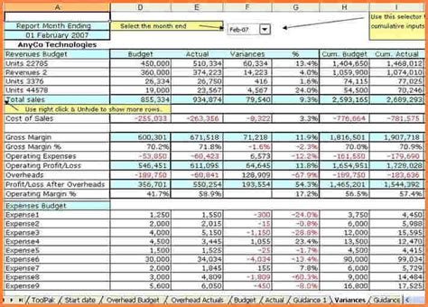 6 accounting spreadsheet for small business excel