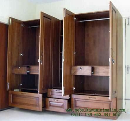 Lemari Rak Sepatu 6 Ruang New Design harga lemari pakaian minimalis wardrobe 4 pintu mebel
