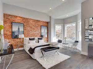 Wall Bed Design Modern 23 Brick Wall Designs Decor Ideas For Bedroom Design