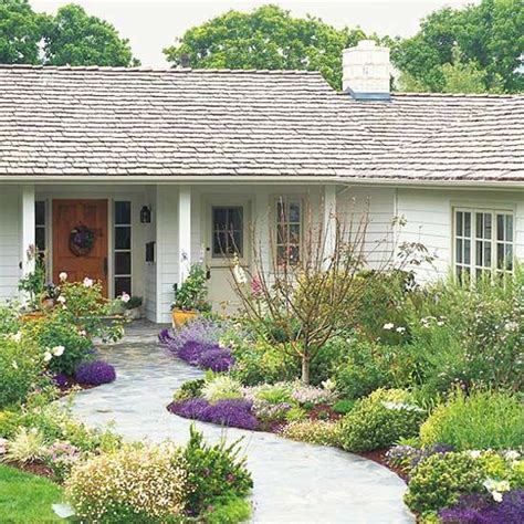 how to make your front yard beautiful front yards yards and walkways on