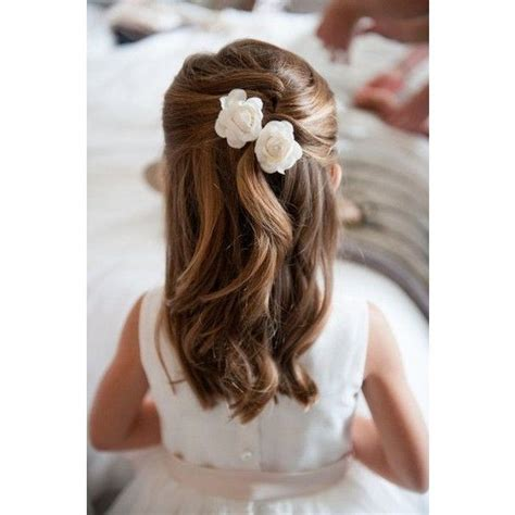 Wedding Hairstyles For Bridesmaids by 25 Best Ideas About Junior Bridesmaid Hairstyles On