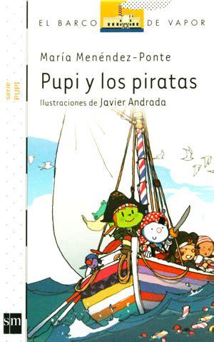libro pupi pirata pupi y los piratas
