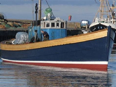 decommissioned fishing boats for sale uk smith and hutton mfv motor boats for sale by rees marine