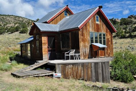 tiny houses for sale in colorado small rustic cabin on 40 acres in colorado with mountain views