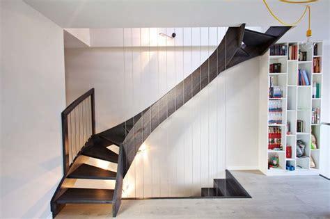 absturzsicherung treppe wangentreppe iserlohn modern treppenhaus other metro
