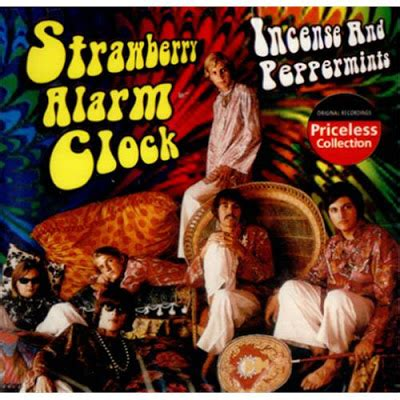 strawberry alarm clock perform incense and peppermints the delete bin