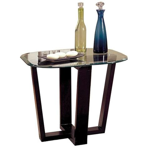 black glass coffee table set coaster 700275 black glass coffee table set
