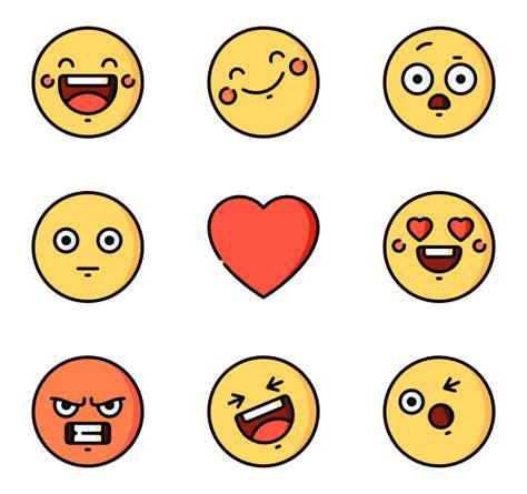 emoji png pack emoji icons 2 939 free vector icons