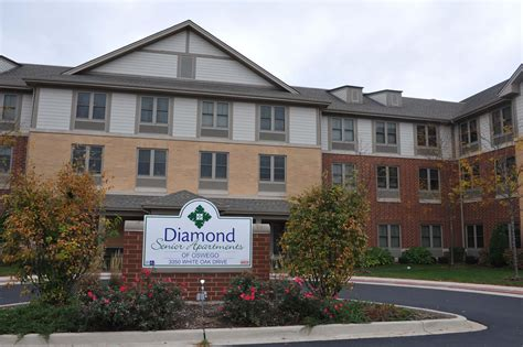 senior appartments diamond senior apartments of oswego ii 3 diamond development