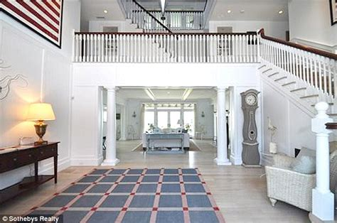 Colonial Foyer by Katharine Hepburn S Luxury Former Home On The Market For A