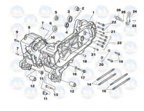 qmb139 crankcase parts category for all 50cc 49cc scooter motor parts large selection