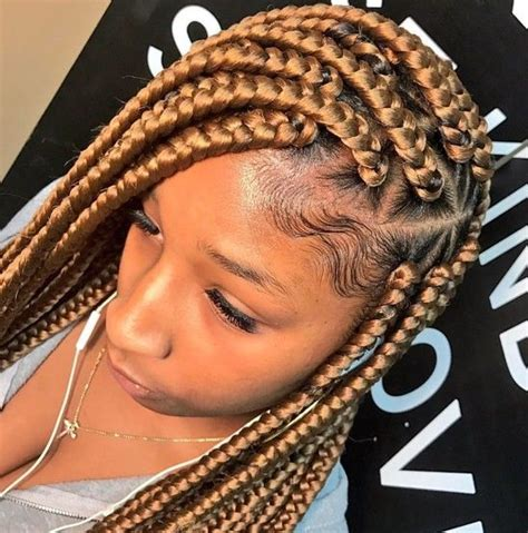 part 1 jumbo braids box braids youtube 42 chunky cool jumbo box braids styles in every length