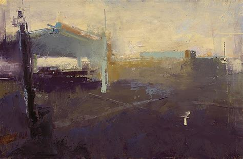 Painting In by William Wray Visual Arts