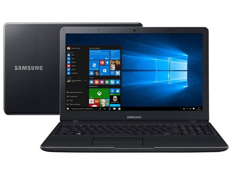 Led Notebook Samsung notebook samsung essentials e21 intel dual 4gb 500gb led 15 6 hd windows 10