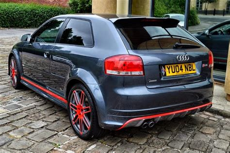 Bodykit Audi A3 by Audi A3 To Rs3 3 Door Roof Spoiler Xclusive Customz