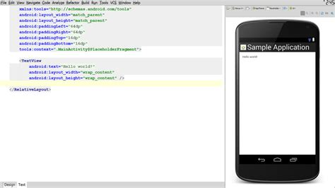 android studio tutorial ppt technical documentation samsung developers