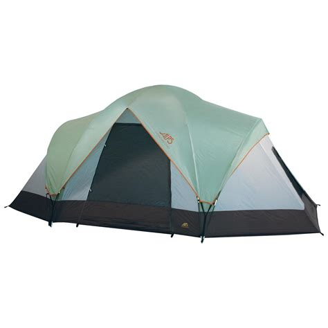 alps mountaineering 174 osage 3 room tent 177063 dome