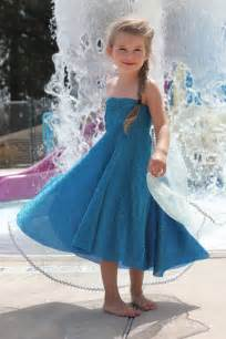 Elsa dress sewing tutorial this is a quick and easy sew