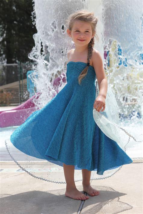Handmade Elsa Costume - 20 awesome diy elsa costume tutorials for
