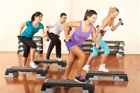 imagenes de fitness step banco aerobics step gym ejercicio fitness 849 00 en