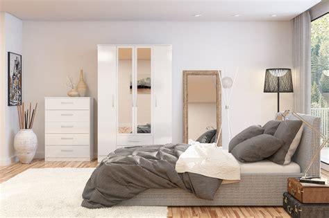 spencer 5 drawer chest living rooms dining rooms birlea lynx high gloss all white 5 drawer midi chest