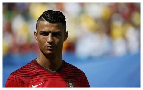 footballer haircut cristiano ronaldo hairstyle wallpapers pictures hd walls