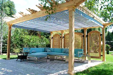Diy Patio Gazebo by Deciding The Right Gazebo Roof Design And Shape Gazebo Ideas