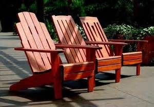 craftsman style patio furniture tim celeski crafts wood outdoor furniture to last the seattle times