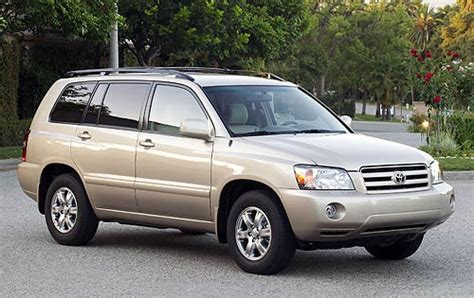 kelley blue book classic cars 2006 toyota highlander engine control used 2006 toyota highlander for sale pricing features edmunds
